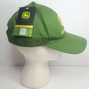 a5745d39e8704 John Deere Accessories - John Deere Hat Baseball Trucker Cary Francis Strap